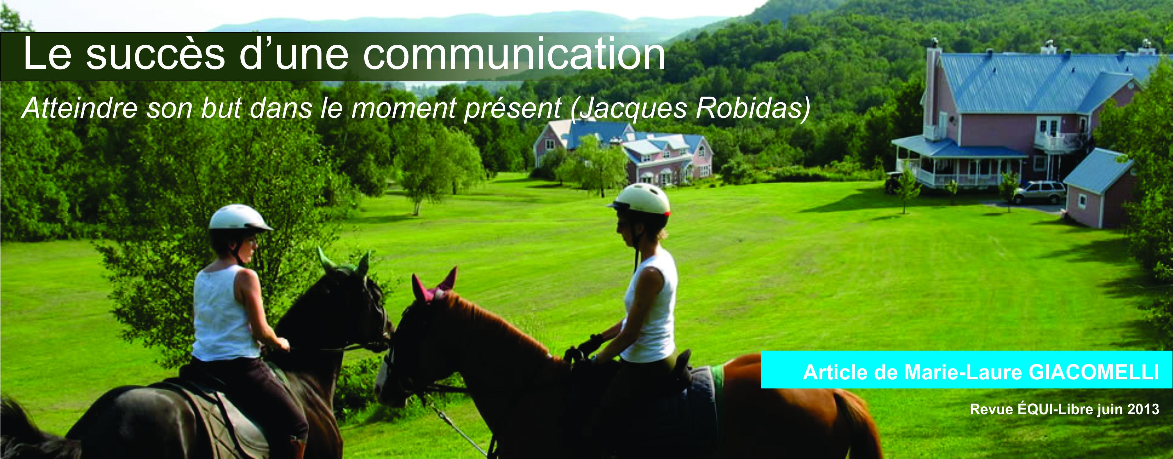 Revue Équi-Libre, juin 2013